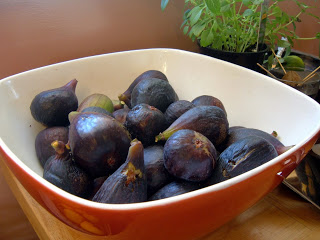figs from our tree