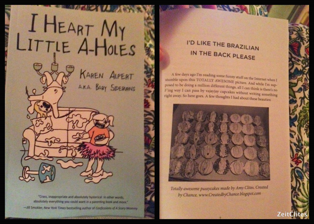 My pussycakes are in a book!